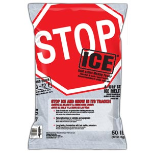 STOP Ice - Quad Action Melting Power