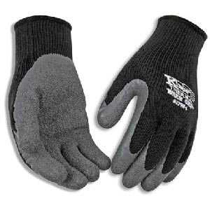 Thermal Lined Latex Gloves