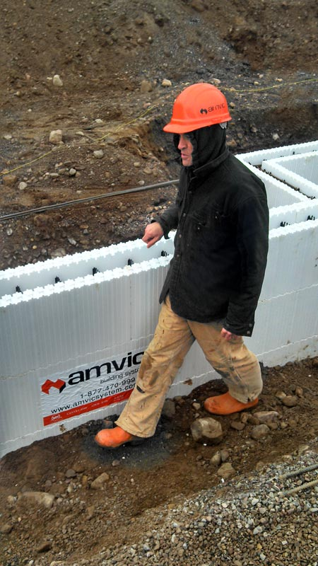Insulated Concrete Forms Lakeside Roofing Amp Siding
