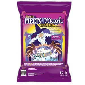 Merlin Melts Like Magic