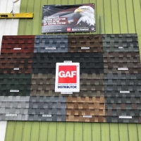 Hannibal GAF ProGrade Master Distributor Outdoor Display